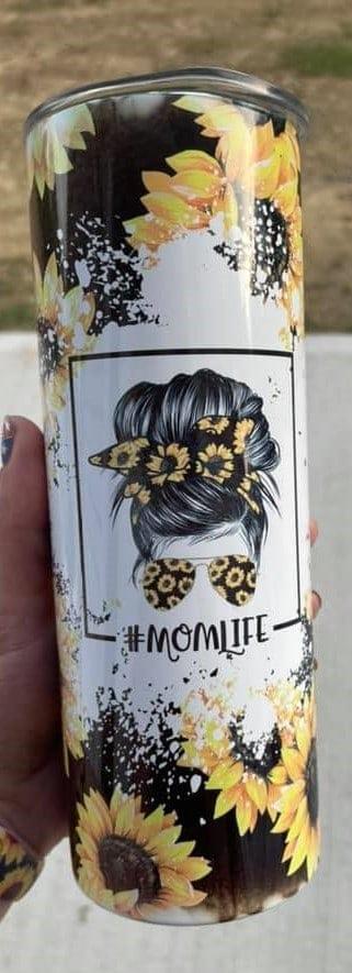 Sunflower mom life