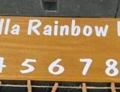 school board sign