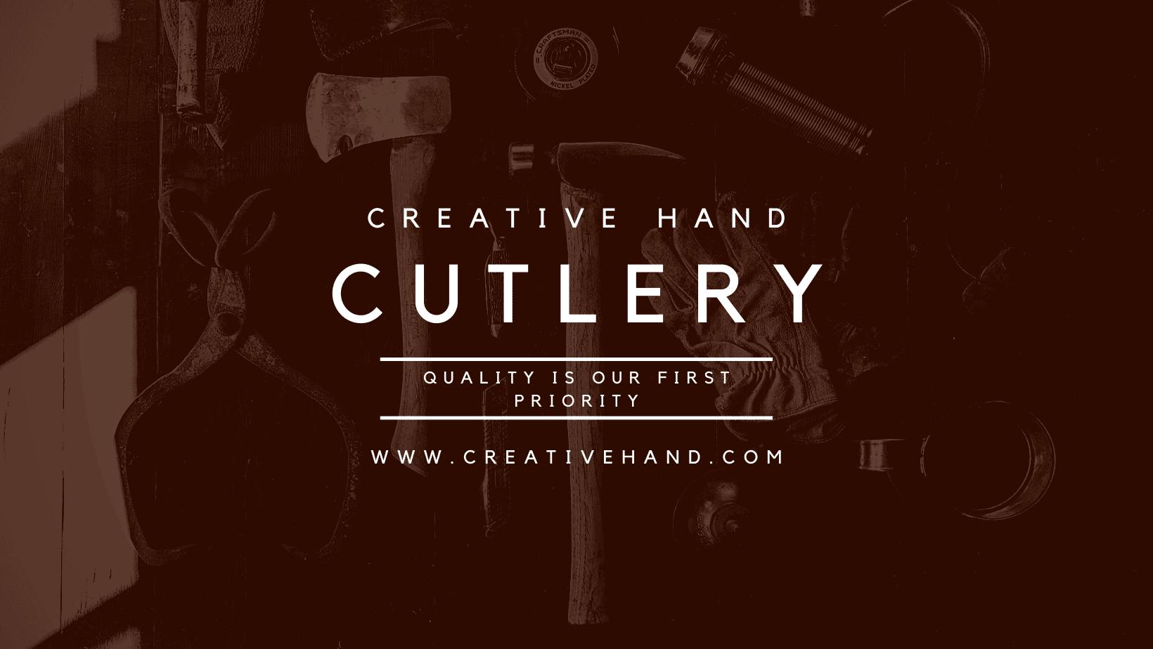 Creative Hands Cutlery shop