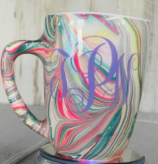 Hydro Dipped Mugs